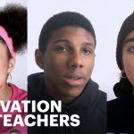 students give motivational speeches to teachers